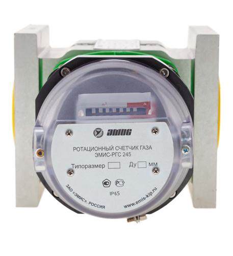 Ротационный счетчик газа РСГ