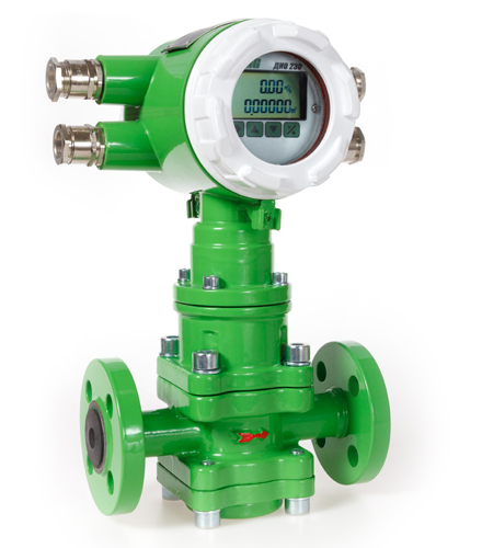 Расходомеры ЭМИС используются для учета тяжелых нефтепродуктов